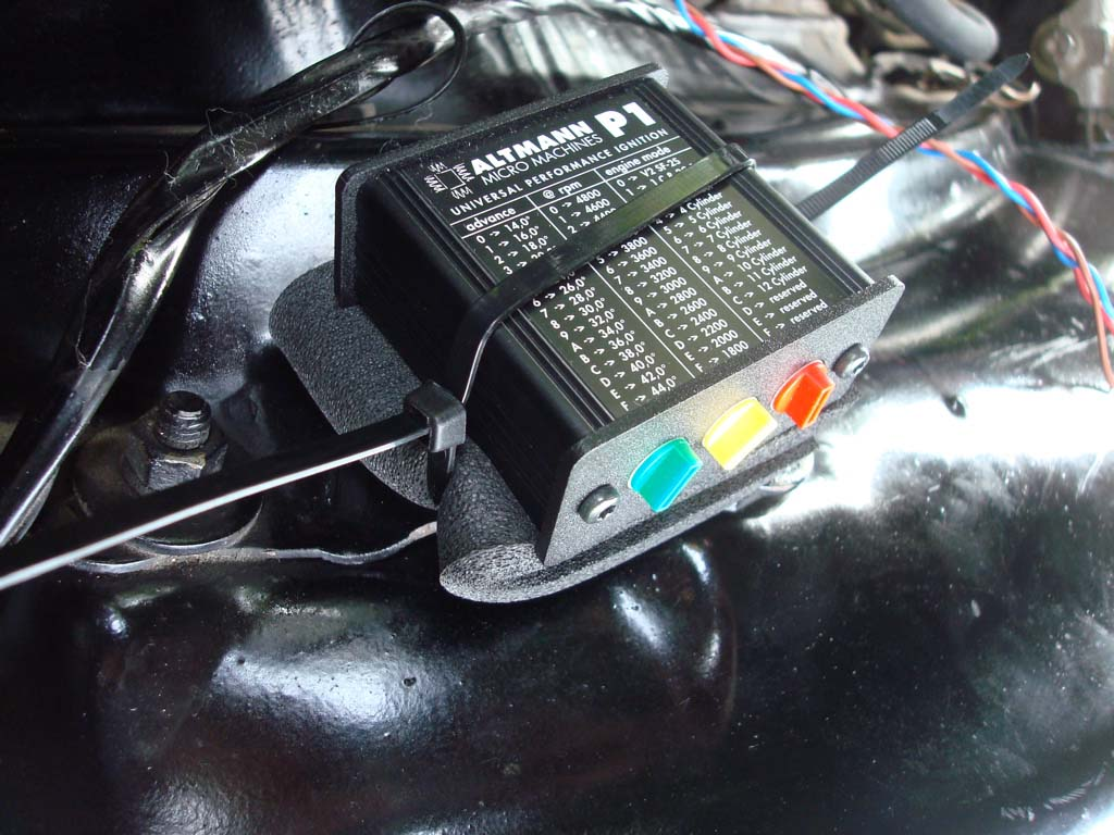 The AMM-P1 UNIVERSAL PERFORMANCE IGNITION SYSTEM