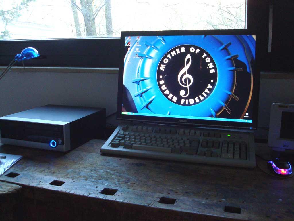 The ALTMANN DIY 192 kHz AUDIO COMPUTER